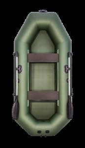 Лодка ПВХ Аква-Мастер 280 надувная гребная