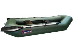 Лодка ПВХ Хантер 250 МЛ надувная гребная