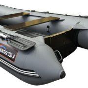 Фото лодки Хантер 330 А