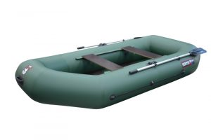 Лодка ПВХ Хантер 280 надувная гребная